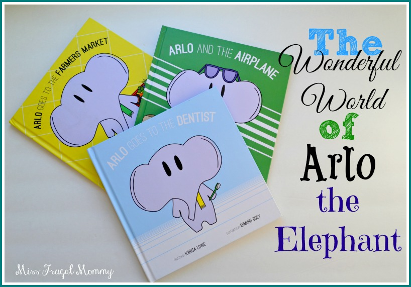 The Wonderful World of Arlo the Elephant