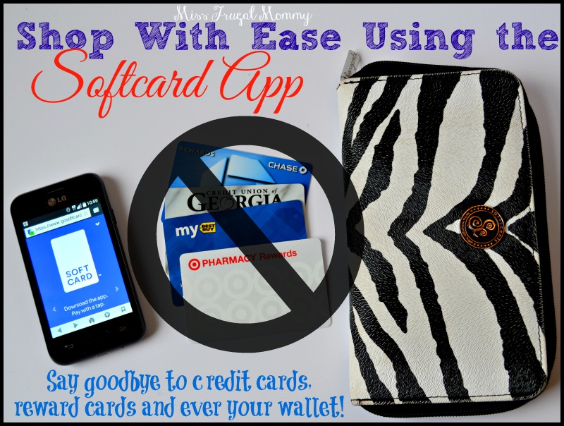 Shop With Ease Using the Softcard App