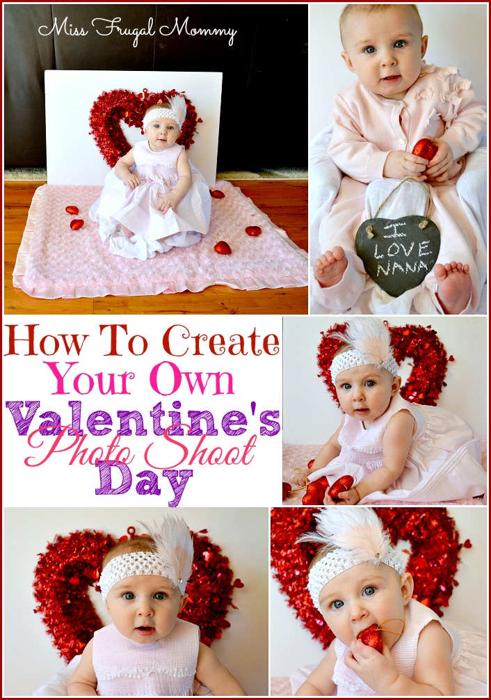 Create Your Own Valentine's Day Photo Shoot
