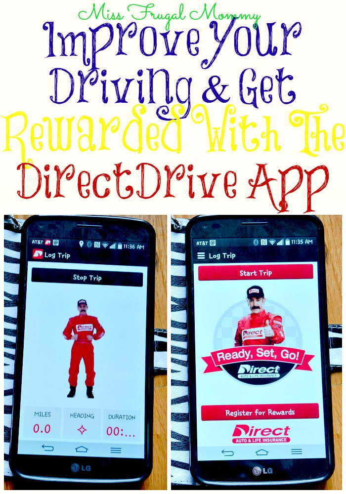 Improve Your Driving & Get Rewarded With The DirectDrive App