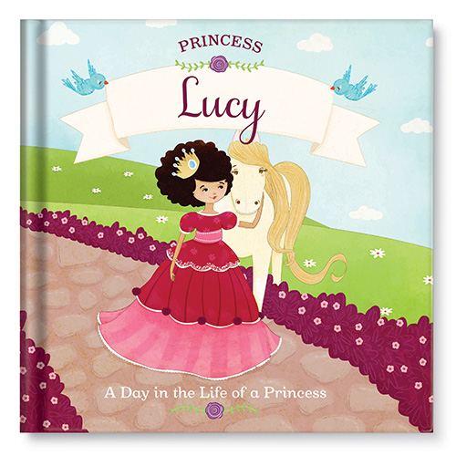 Create A Princess Personalized Book For Your Princess