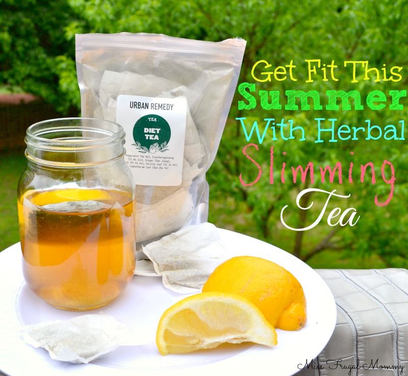 Get Fit This Summer With Herbal Slimming Tea