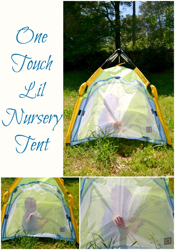 One Touch Lil Nursery Tent A Must Have Summer Item For Baby & One Touch Lil Nursery Tent: A Must Have Summer Item For Baby ...