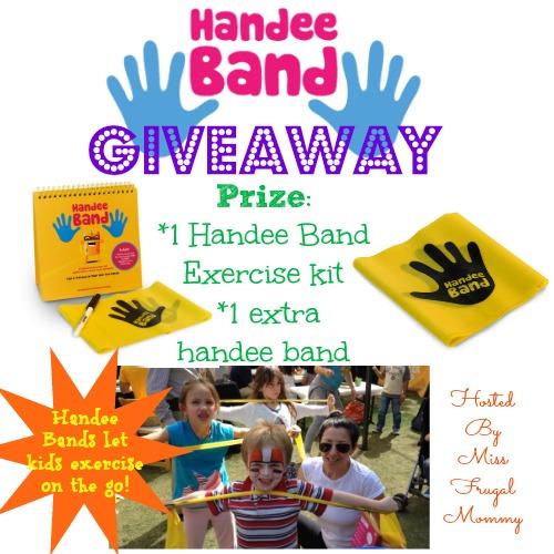 handee band giveaway