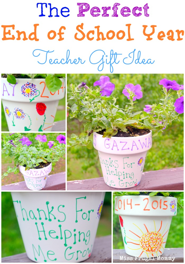 The Perfect End of School Year Teacher Gift Idea