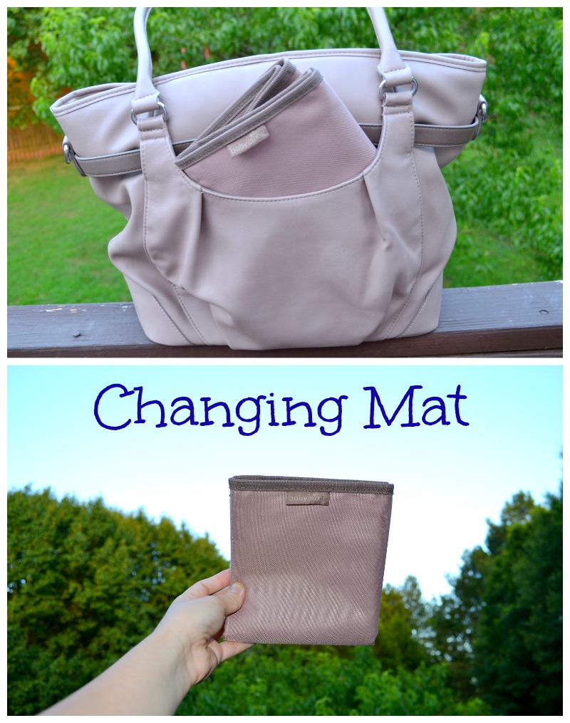 An Elegant & Handy Baby Changing Bag For Everyday Use