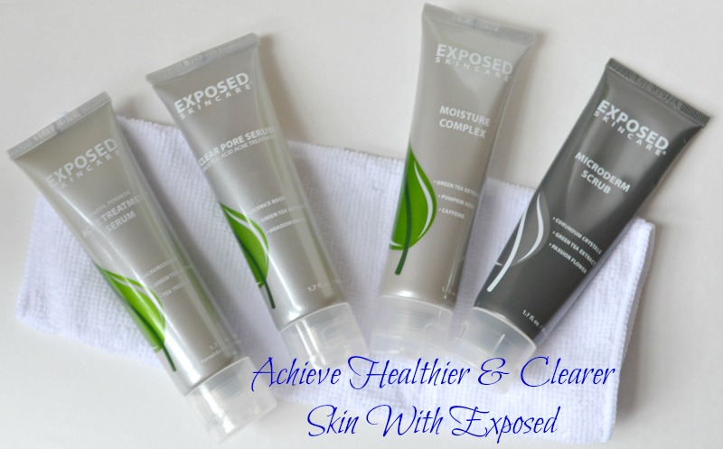 Achieve Healthier & Clearer Skin With Exposed