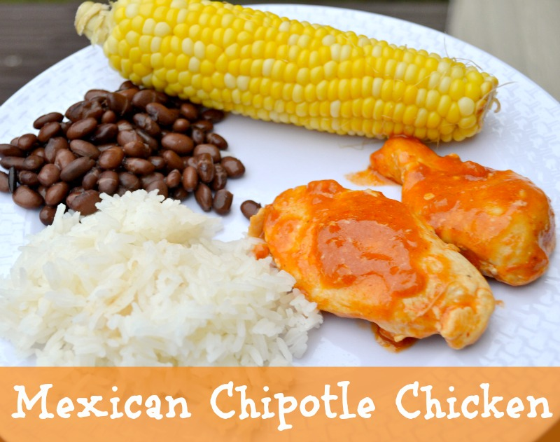 Cooking In The Kitchen: Mexican Chipotle Chicken