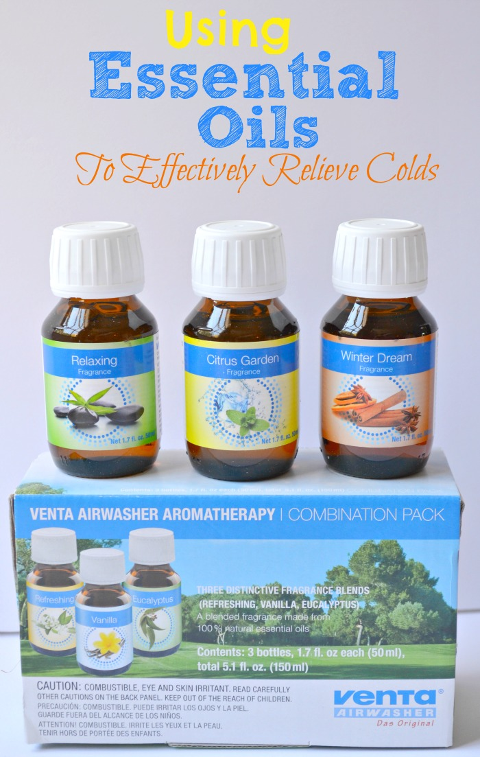 Using Essential Oils To Effectively Relieve Colds