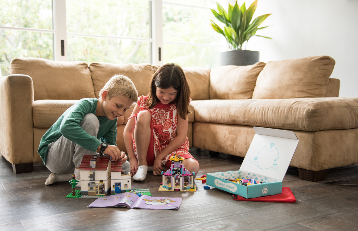 Top Reasons For Renting vs. Buying New Toys