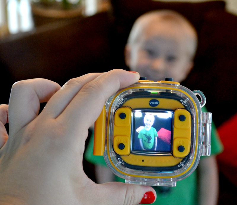 Little Videographers Capture Their Adventures With The Kidizoom Action Cam
