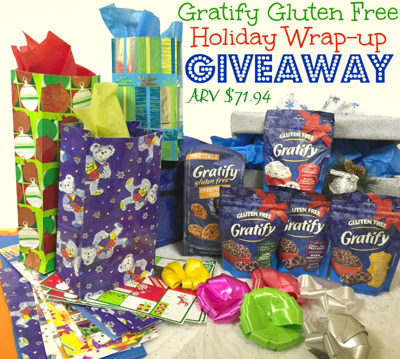 Gratify Gluten Free Holiday Wrap-up Review