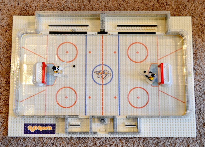 Ultimate Backyard Rink : Build The Ultimate Hockey Rink With OYO Sports! ? Miss Frugal Mommy