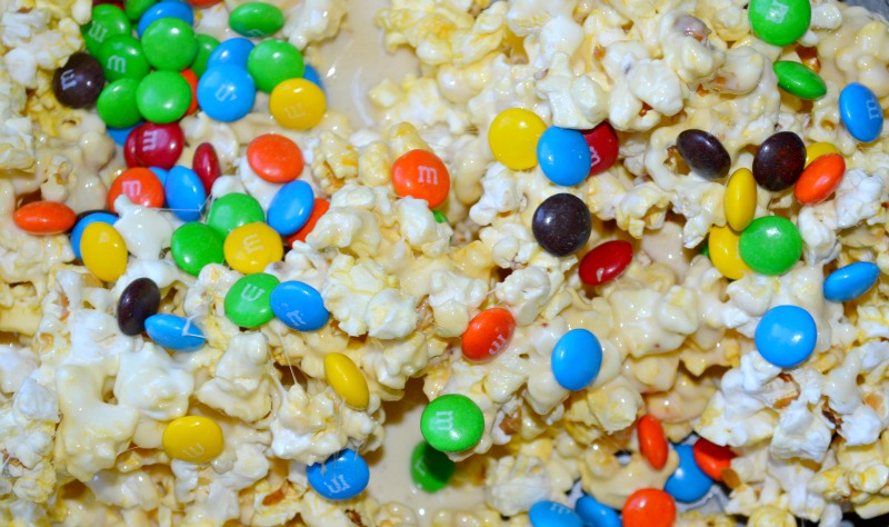 Easy Popcorn Balls