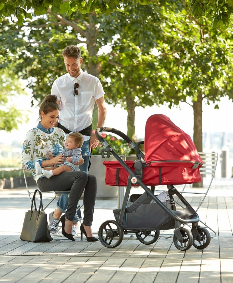Win A GB Lyfe Pram Travel System & $50 Babies 'R' Us Gift Cards!