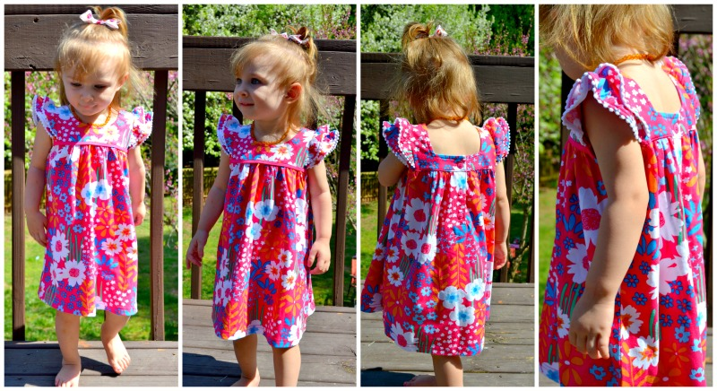 Spring Ready Styles From Le Top