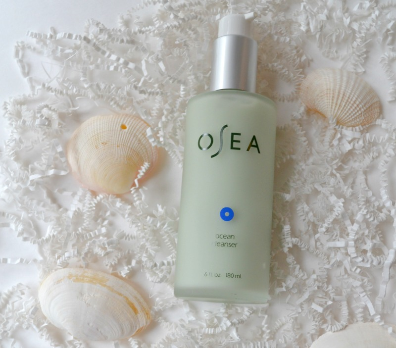 Natural Skincare Products Inspired By The Sea
