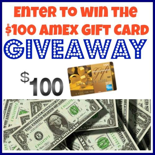 Amex giveaway
