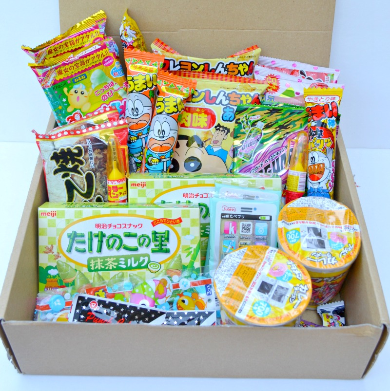 Enjoy Real Japanese Treats At Home
