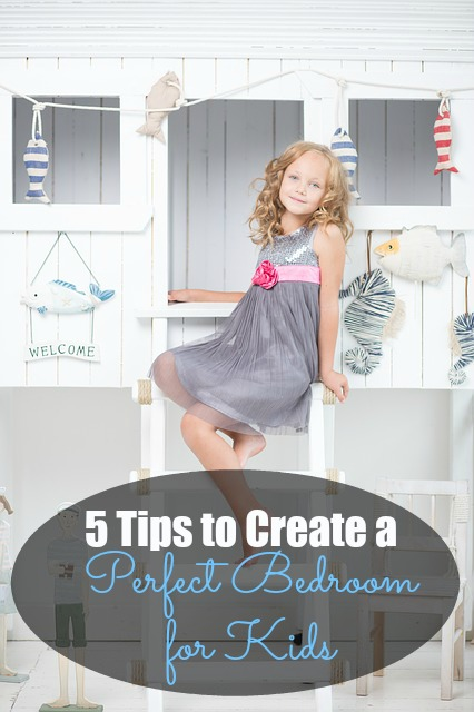 5 Tips to Create a Perfect Bedroom for Kids – Miss Frugal ...
