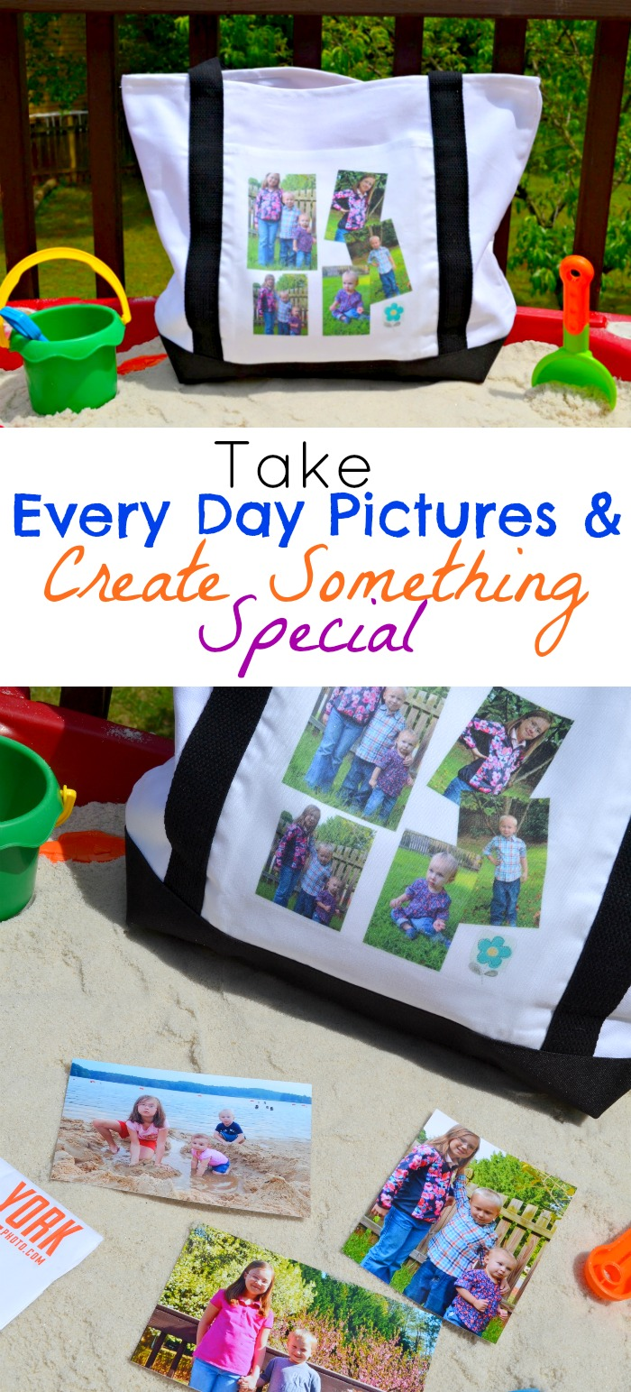 Take Every Day Pictures & Create Something Special