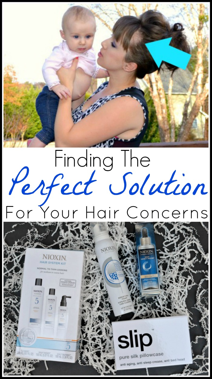 Finding The Perfect Solution For Your Hair Concerns