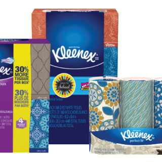 Honoring Our Heroes With Kleenex