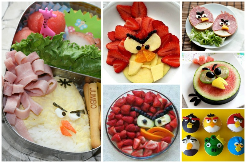 Food Decoration Ways to Make Your Kids Eat Healthy Food