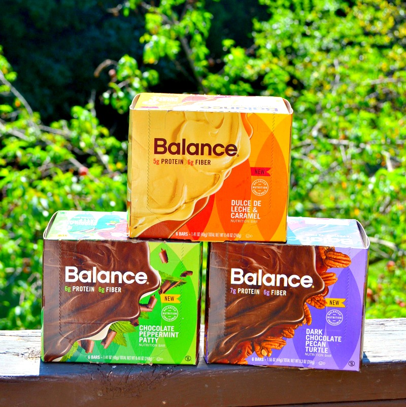 How Balance Bars Help You Snack Smarter