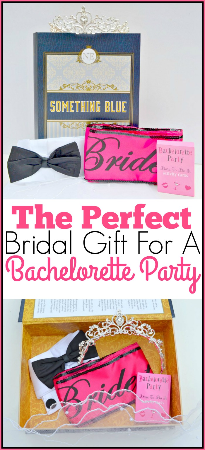 The Perfect Bridal Gift For A Bachelorette Party – Miss Frugal Mommy