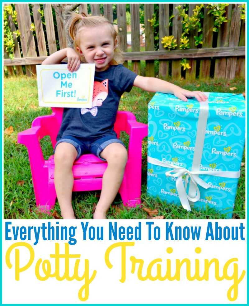 Everything You Need To Know About Potty Training