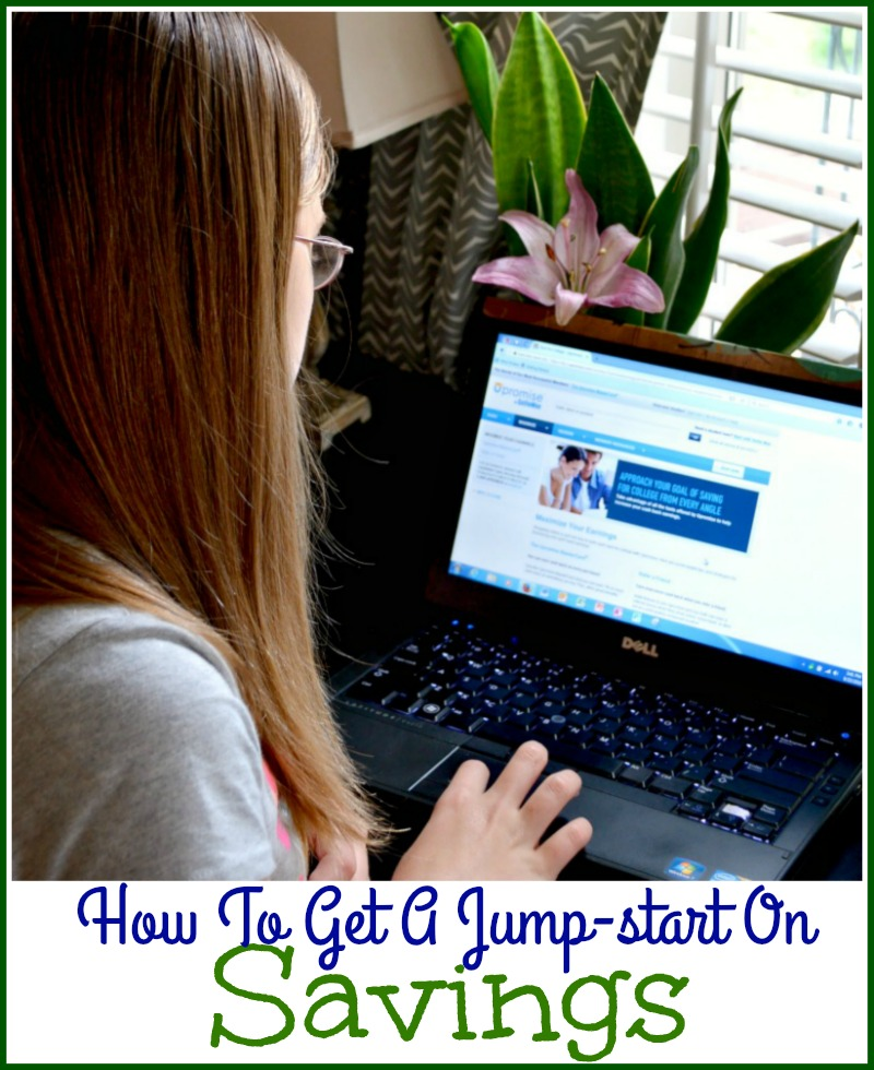 How To Get A Jump-start On Savings