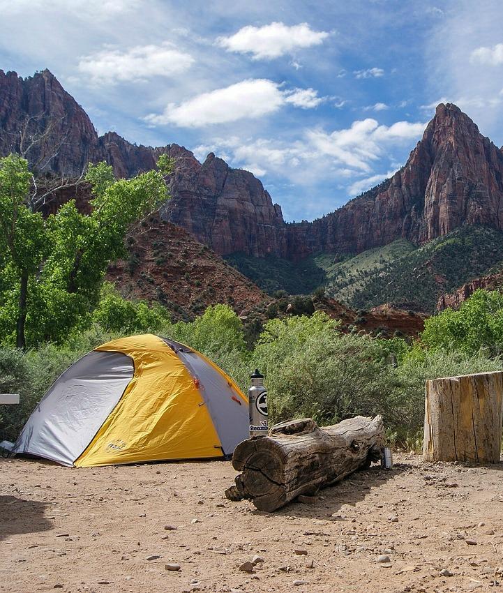 Camping Essential Checklist