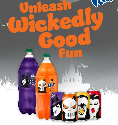 Unleash Wickedly Good Fun With Fanta & Family Dollar