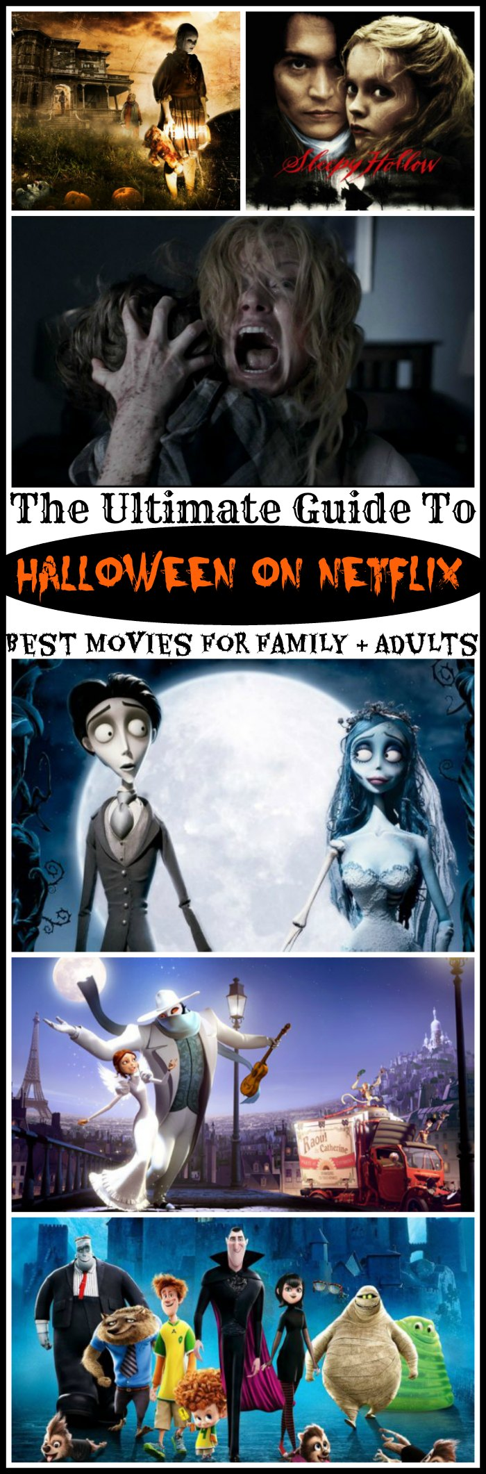 The Ultimate Guide To Halloween On Netflix