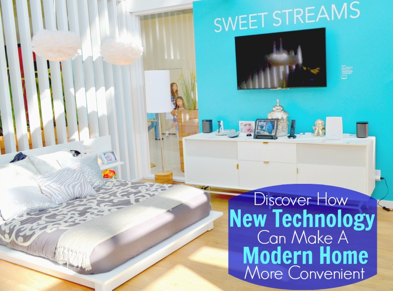 Discover How New Technology Can Make A Modern Home More Convenient