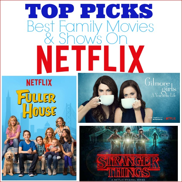 Our Top Picks For Best Family Movies & Shows On Netflix