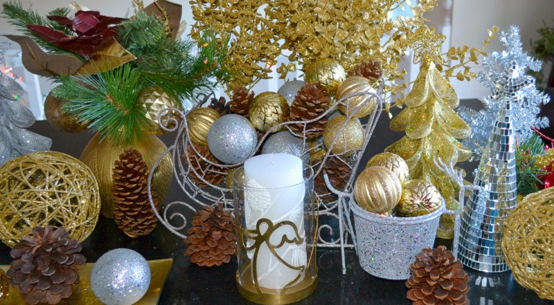 Easy Holiday Tablescape Ideas