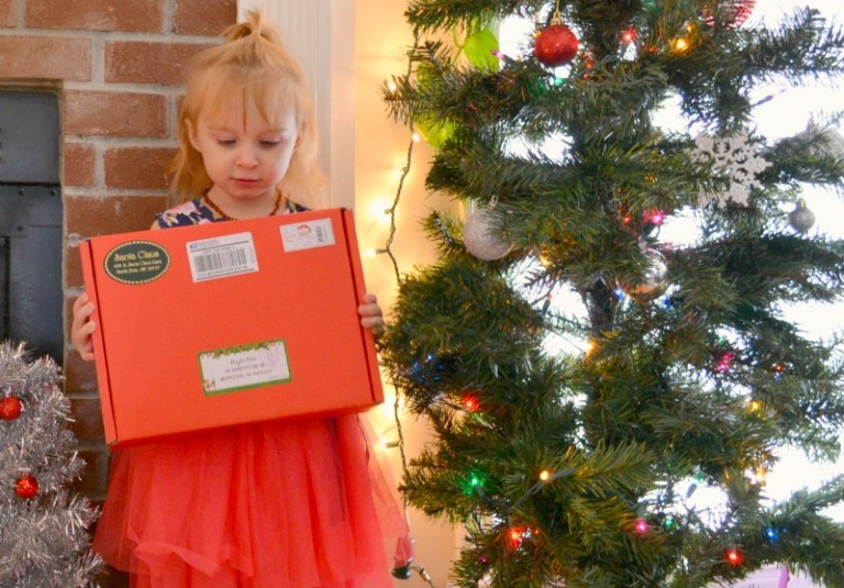 A Personalized Letter From Santa Claus Is The Most Memorable Gift
