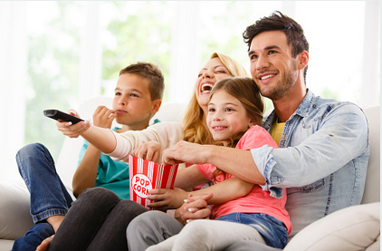 The Benefits of a Weekly Family Movie Night