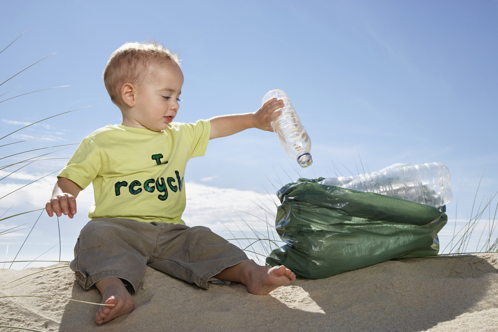 Teaching Your Child to Love the Planet