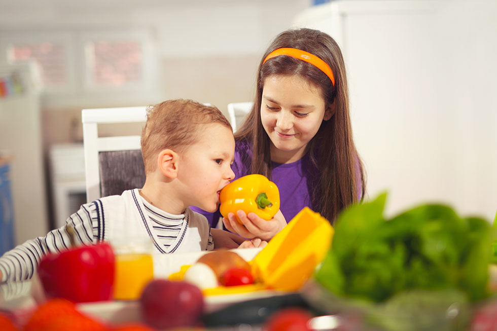 The Frugal Guide on Healthy Eating for Your Little One