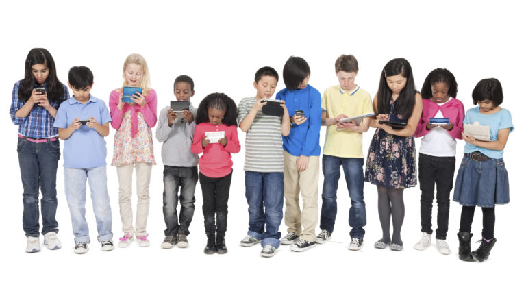 Children & Technology: Parenting Tips for the Digital Age