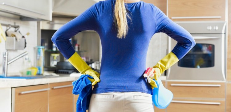 How to Clean Your Home More Easily & Efficiently