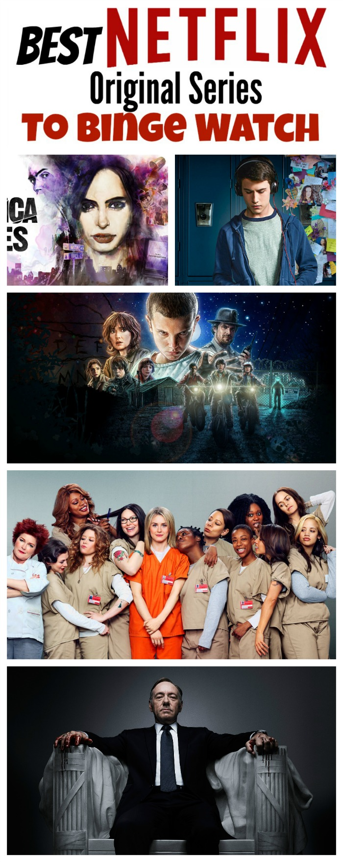 Best Netflix Original Series To Binge Watch