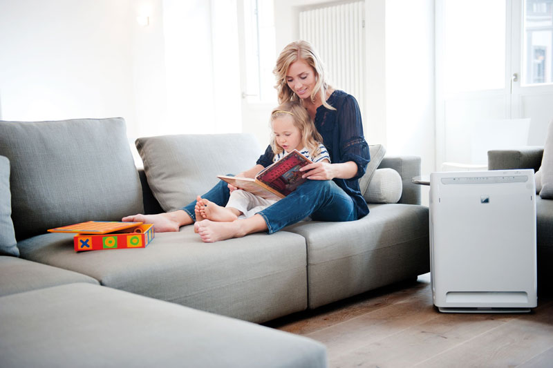 Why Air Purifiers Help To Reduce Stress And Improve Health