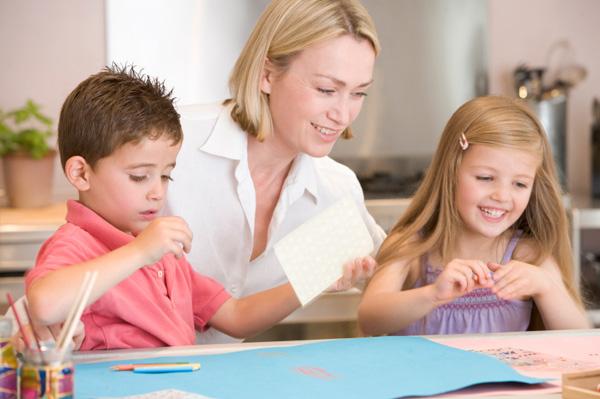3 Great Parent & Kid Bonding Activities For Home