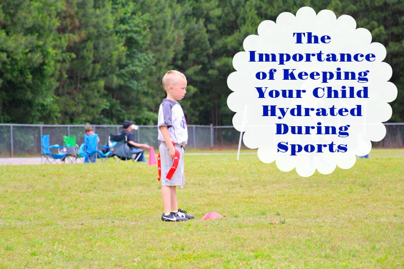 The Importance of Keeping Your Child Hydrated During Sports