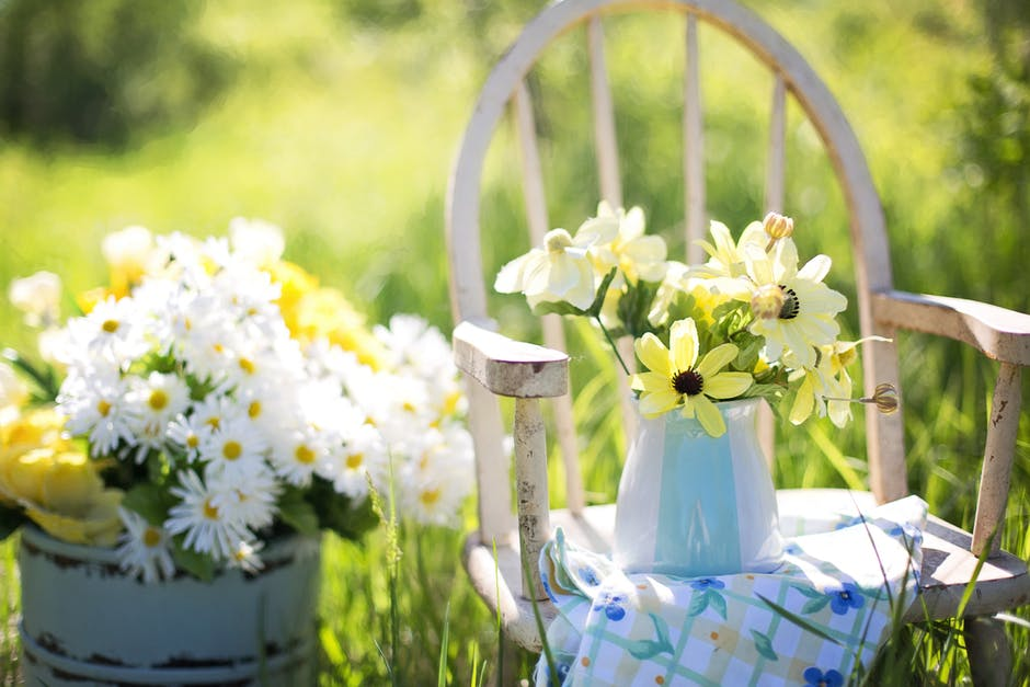 Decked Out: Social Space In Your Garden