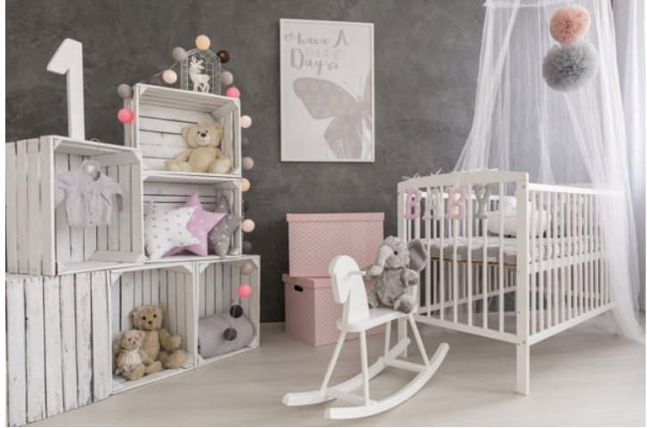 8 Adorable Decoration Ideas For a Baby Girl Room
